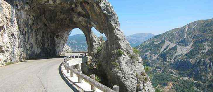 Viaggi in moto: Route de Grand Alpes, Côte Azur, Gorges du Verdon e du Cians 2